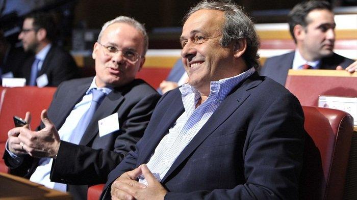 Platini: «Soy el candidato más adecuado para la FIFA»