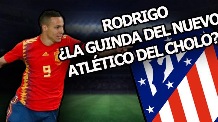 Rodrigo Moreno, ¿la guinda del nuevo Atlético del Cholo Simeone?