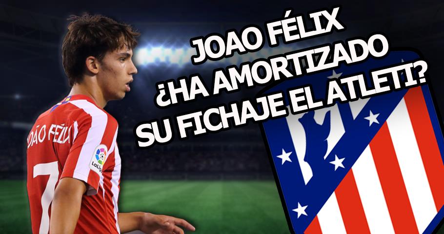 ¿Ha justificado Joao Félix el precio de su fichaje por el Atlético?