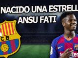 Ansu Fati, ¿el futuro del FC Barcelona?