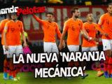 Holanda recupera la esencia de la 'Naranja Mecánica'
