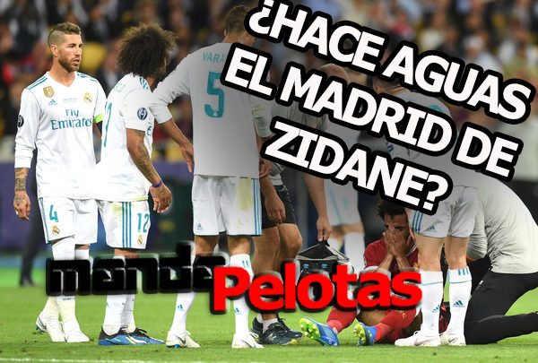 La defensa del Real Madrid, en el punto de mira