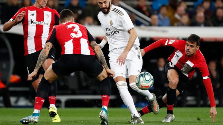 El Madrid se estrella contra el muro del Athletic (0-0)