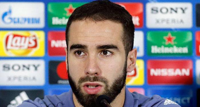 Dani Carvajal: «Pepe Reina me ha dicho que vamos a sufrir»