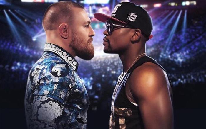 Mayweather pone una condición a McGregor para la pelea