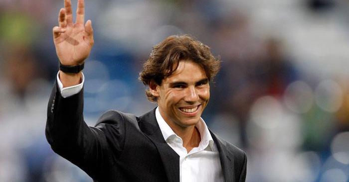 Rafa Nadal: «Me gustaría ser presidente del Real Madrid»