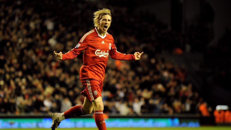 Fernando Torres, el niño prodigio