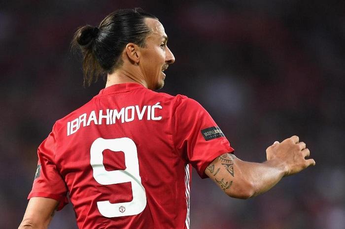 Manchester ya es territorio de Zlatan Ibrahimovic