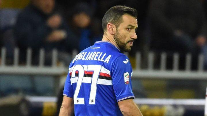 Quagliarella: «Han sido años complicados, se ha hecho justicia»