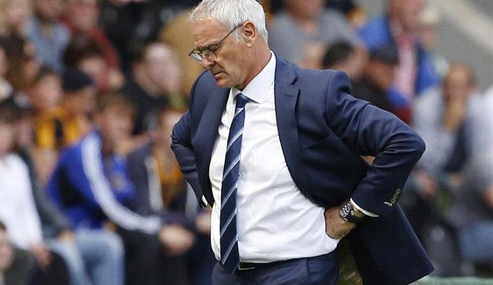 Ranieri: «En ningún momento hemos jugado como un equipo»