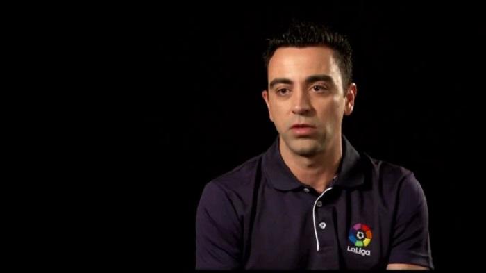 """Xavi: """"El PSG estuvo por encima del Barça en todo"""""""