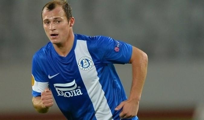 Zozulya podría volver a jugar en el Dnipro Dnipropetrovsk