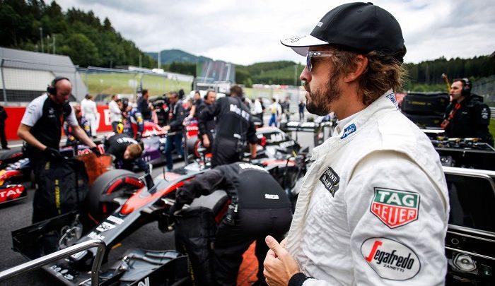 McLaren-Honda, a contrarreloj