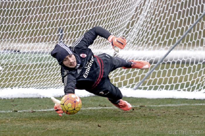 Gianluigi Donnarumma, el guardameta prodigio del AC Milan