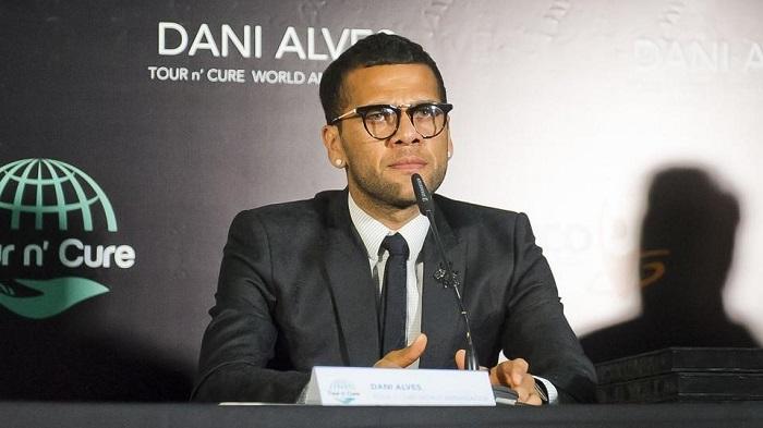 Dani Alves, en la lista de morosos de Hacienda por 1,3 millones
