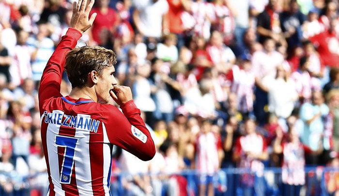 Griezmann: «Ojalá Torres vuelva a entrenar lo antes posible»