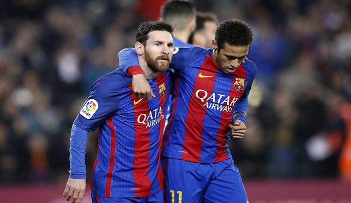 El Barça golea al Celta y ya piensa en el PSG (5-0)