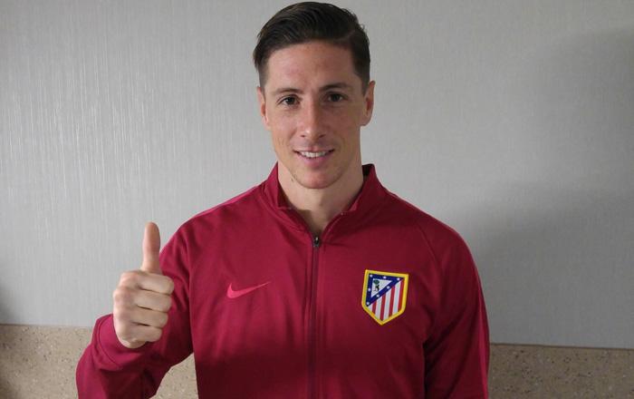 Fernando Torres recibe el alta: «Ha sido un susto, por suerte ya pasó»