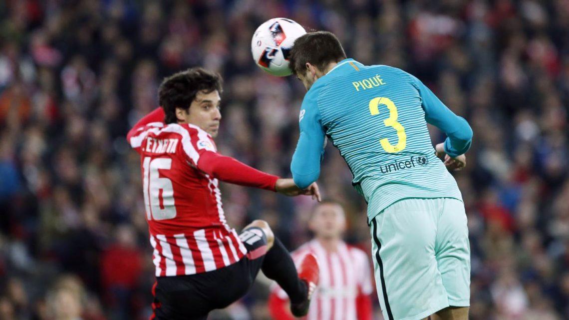 """Piqué: """"Vimos el Madrid-Sevilla, sabemos cómo funciona esto"""""""