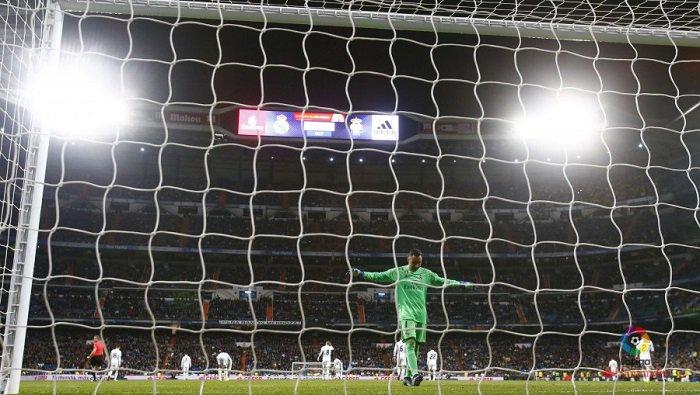 """Keylor Navas: """"No es la primera vez que me pita el Bernabéu"""""""