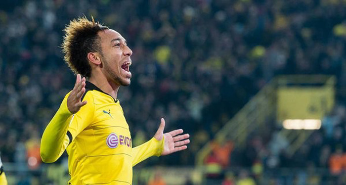 El Borussia Dortmund pide 120 millones por Aubameyang