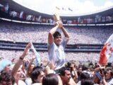 Diego Armando Maradona, entre la persona y el mito
