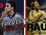 Entrevistamos al biógrafo deportivo de Raúl González Blanco
