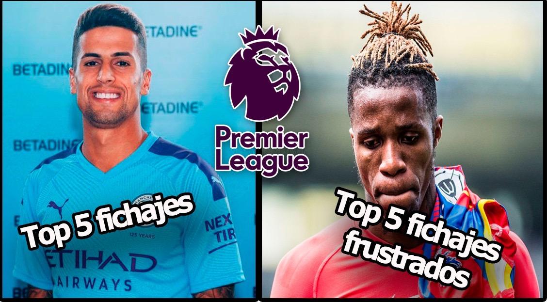Los mejores fichajes de la Premier League 2019-2020
