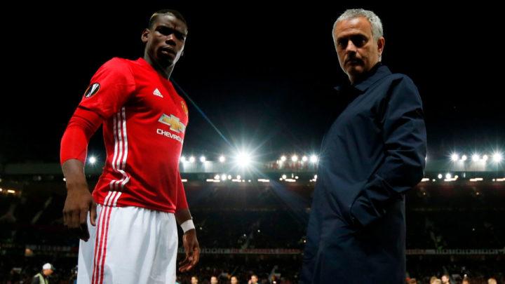 Mourinho: «Es difícil que Pogba gane el Balón de Oro»