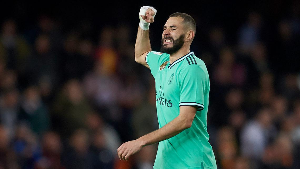 El Madrid se da un 'alegrón'  antes del Clásico (1-1)