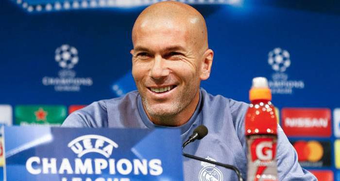 Zidane: «No todo es intensidad, hay que pensar con la cabeza»