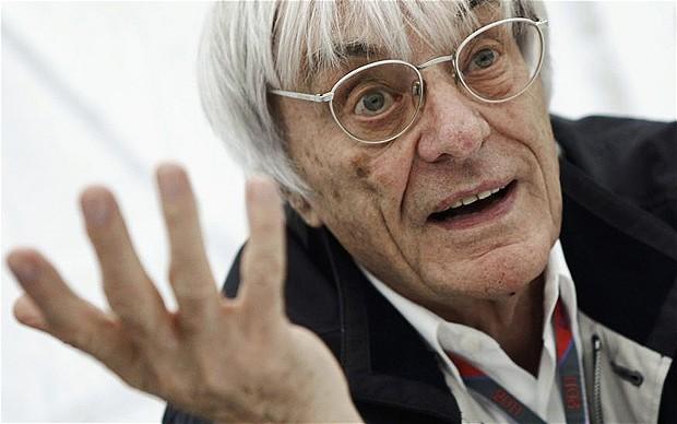 Ecclestone: «La Fórmula 1 actual es una mierda»