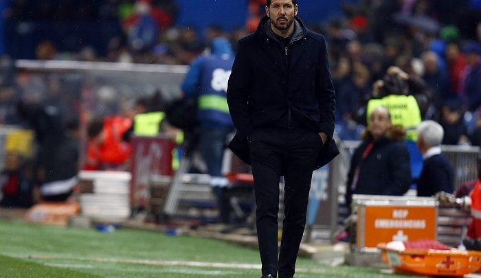 """Simeone: """"Estamos más cerca de ser cuartos que terceros"""""""