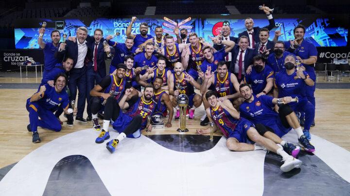 El Barcelona vuelve a ganar en Madrid gracias a una gran labor defensiva