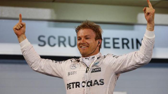 Rosberg, líder indiscutible en Bahréin y en el campeonato